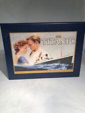 Titanic Collectors Edition DVD Gift Set Like New