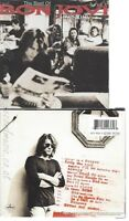 CD--BON JOVI -- --- CROSS ROAD: THE BEST OF BON JOVI