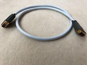 Jenving Supra DVI Cable 1m Male To Male