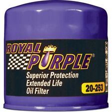 Royal Purple Extended Life Canister Oil Filter P/N 20-253