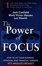 JACK CANFIELD MARK VICTOR HANSEN THE POWER OF FOCUS