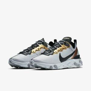 New Nike React Element 55 Men's UK SIZE 10 EU 45