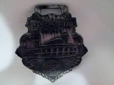 Antique Pocket Watch FOB 1917 Chicago Pier Modern Woodmen America Head Camp