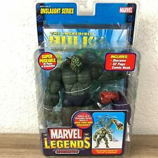 Marvel Legends Rare Variant Abomination Figure with Hulk Book 2006 NIP