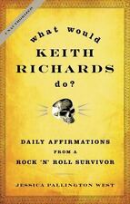 What Would Keith Richards Do?: Daily Aff