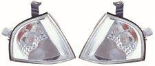 para Skoda Octavia Mk1 2001-7/2004 TRANSPARENTE Intermitentes Delanteros PAr