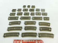 BC54-1# 28x Märklin H0/00/AC Ausgleichsstück M-Gleis f. 3600/800/Mittelleiter