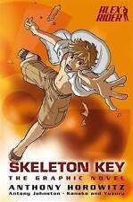 Skeleton Key Graphic Novel (Alex Rider), Johnston, Antony Paperback Book