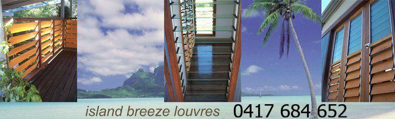 island breeze louvres