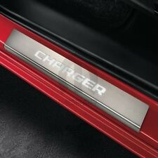 Mopar 82214274AB Dodge Charger Illuminated Door Sill Entry Guards