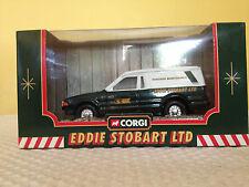 Corgi 58304 - Eddie Stobart Ltd - Roadside Maintenance - Ford Escort Van - MIB