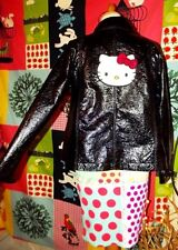 VICTORIA COUTURE VESTE COLLECTOR VINYL HELLO KITTY TXS OU 34/38