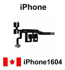 NEW iphone 4S 4GS Headphone Audio Jack, Power, Volume Flex Cable Replacement