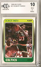 1988 FLEER BCCG 10 MINT ROBERT PARISH