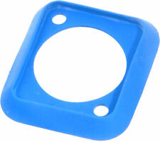 Neutrik D Series Panel Water/Dust Resistant Gasket, Blue, SCDP-6