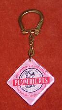 Porte-clé keychain Bourbon Plombières Eau Minérale des Vosges Source ALLIOT