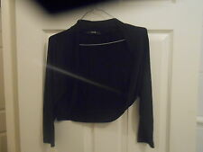 George Long Sleeve Cropped Jumpers & Cardigans for Women