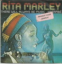 RITA MARLEY There will always be music  FRENCH SINGLE DISCAZ 1982