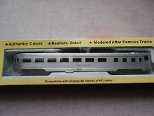 CON-COR 85' OBSERVATION CAR  HO GAUGE  UNDECORATED PLASTIC KIT NIB