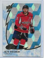 19-20 UPPER DECK ICE BASE ICE CUBE PARALLEL #8 ALEX OVECHKIN CAPITALS