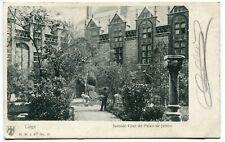 CPA - Carte Postale - Belgique - Liège - Seconde Cour du Palais de Justice - 190