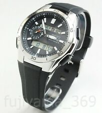 NEW CASIO WAVE CEPTOR WVA-M650-1AJF Solar powered  Radio controlled Watch Men's