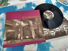 U2 – The Unforgettable Fire 1st Pressing UK LP EXCELLENT CONDITION