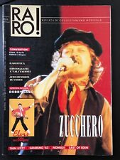 RARO! 14 Magazine about discography ps ZUCCHERO Elvis Bobby Solo Nomadi