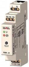 Relé biestable (impulso) PBM-01, 230V CA 5,5VA, Relé 16A/250V AC1 4000VA