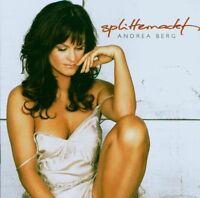 """ANDREA BERG """"SPLITTERNACKT"""" CD NEUWARE!!!!!!!!!!!"""