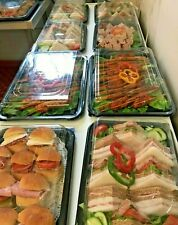 10 x Disposable Catering Trays