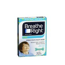 Breathe Right Strips Nasal Kids Reduce Snoring Congestion Sleeping Aids For Kids