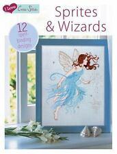 I Love Cross Stitch Wizards & Sprites: 12 Spell-binding Designs