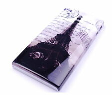 Hülle f Sony Xperia P LT22i Schutzhülle Case Tasche Eiffelturm Paris Cover Etui