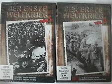 Der Erste Weltkrieg 1914 - 1918 - Paket  Kaiser Wilhelm II., Rußland, Sarajevo