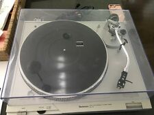 Technics SL-D2 Direct Drive Automatic Turntable Record Player W/ Hard Cover