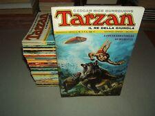 TARZAN ED. CENISIO II SERIE 1/52 COMPLETA  - 1974/79