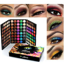 Beauty Pro Cosmetic 120 Colors Warm Nude Matte Shimmer Eyeshadow Palette Make up