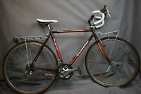 1982 Olympia Condor Vintage Touring Road Bike 57cm Large Deore LX Steel Charity!