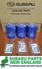 Genuine OEM Subaru Engine Oil Filter & Drain Plug Gasket 15208AA15A (3-Pack)