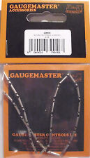 Gaugemaster GM18an 24 x N Gauge Model Railway Track Joiners For Code 80 & 55 1st
