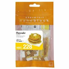 Nanoblock Pancakes Building Set 140 Pcs NBC228