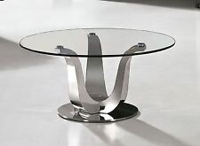 Less than 60cm Height Steel Coffee Tables