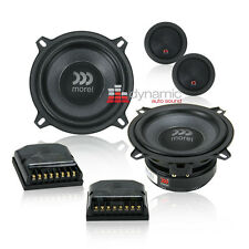"Morel Tempo Ultra 502 Car Audio 5-1/4"" 2-Way 4 ohm Component Speaker System New"