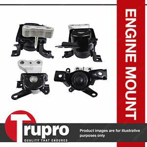 1 Pc Trupro RH Engine Mount for Toyota Corolla ZRE172R 2ZRFE 1.8 Auto Manual