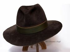 Hutmacher Zapf - Men's Handmade Traditional Austrian Felt Hat - Erzherzog Georg