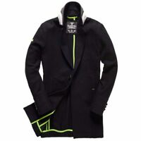 New Superdry Highwayman Bridge Coat Size:S RRP £99.99 WHEN YOU BUY FROM SUPERDRY