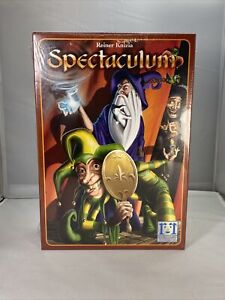 Spectaculum (Board Game, 2012) R&R Games Eggertspiele OOP 2-4 Players COMPLETE