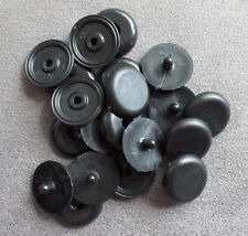 10x Bouchon Ceinture de sécurité clips bouton universel pour voiture