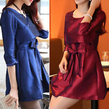 Chiffon 3/4 Sleeve Ballgowns for Women
